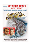 Captains Courageous Giclee Print