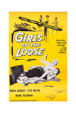 Girls on the Loose Giclee Print
