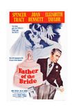 Father of the Bride Giclee Print