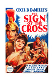 The Sign of the Cross Giclee Print
