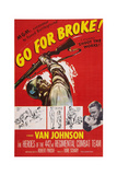 Go for Broke! Giclee Print