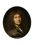 Jean-Baptiste Poquelin, known as Moliere, 1658 Giclee Print by Pierre Mignard
