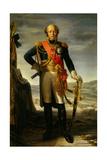 Louis Nicolas Davout, Duke of Auerstaedt, 1852 Giclee Print by Tito Marzocchi de Bellucci