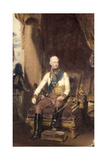 Portrait of Francis Ii, Holy Roman Emperor, Ca. 1800 Giclee Print by Thomas Lawrence