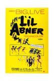 Li'L Abner Giclee Print