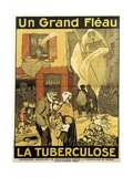 The Great Plague, Tuberculosis Giclee Print