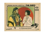 The Sheik Giclee Print