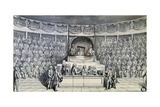 Louis XVI Questioned by Barnave in French National Convention, December 11, 1792 Giclee Print