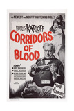 Corridors of Blood Giclee Print