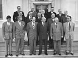 The President Gave a Luncheon for a Group of Senators at the White House, Wed, March 4, 1953 Photo