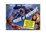 House of Horrors Giclee Print