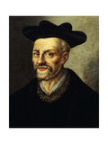 Francois Rabelais, French Humanist, Ca. 1550, French Giclee Print