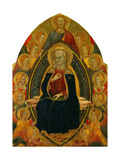 Assumption of the Virgin Giclée-Druck von Turino Vanni
