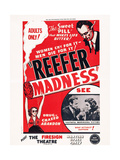 Reefer Madness Giclee Print