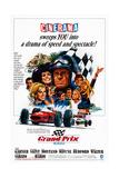 Grand Prix Giclee Print