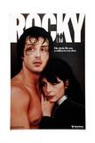 Rocky Giclee Print