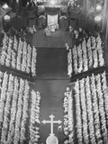 Pope Pius XII at Proclamation of the Dogma of the Assumption of the Virgin Mary into Heaven Photo