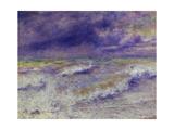 Seascape, 1879 Giclee Print by Pierre Auguste Renoir
