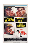 The Young Lions Giclee Print