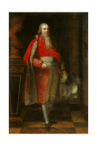 Charles Maurice De Talleyrand Perigord, 1807 Giclee Print by Pierre Paul Prud'hon