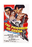 The Prisoner of Zenda Giclee Print