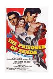 The Prisoner of Zenda Giclee Print