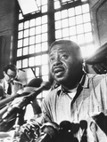 Rev. Ralph Abernathy, Leader of the 'Poor Peoples Campaign' Held a Press Conference from Jail Photo