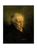 Filippo Buonarroti, Florentine Scholar and Politician Giclee Print by Philippe Auguste Jeanron