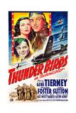 Thunder Birds Giclee Print