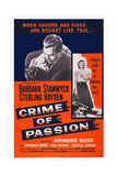 Crime of Passion Giclee Print