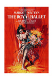 The Royal Ballet Giclee Print