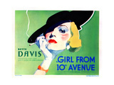 The Girl from 10th Avenue Giclee Print