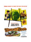 Village of the Damned Giclee Print
