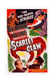 The Scarlet Claw Giclee Print