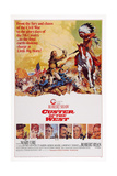 Custer of the West Giclee Print