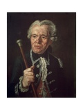 Marquess De Launay, Governor of the Bastille Killed on July 14, 1789 Giclee Print