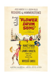 Flower Drum Song Giclee Print