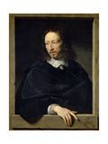 Charles Coiffier, Baron D'Orvilliers, 1650 Giclee Print by Philippe De Champaigne