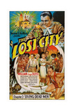 The Lost City Giclee Print