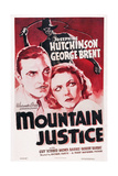 Mountain Justice Giclee Print