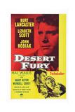Desert Fury Giclee Print