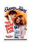 The Bride Came C.O.D. Giclée-tryk