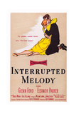Interrupted Melody Giclee Print