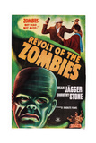 Revolt of the Zombies Giclee Print