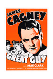 Great Guy Giclee Print