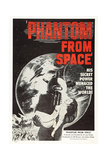 Phantom from Space Giclee Print