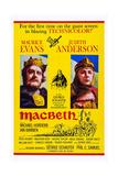 Macbeth Giclee Print
