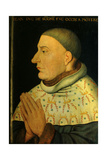 John the Fearless, Ca. 1400 Giclee Print by Jean Malouel