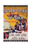 Seven Cities of Gold Giclee Print