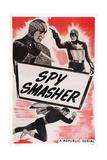 Spy Smasher Giclee Print